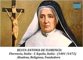 Beata Antonia de Florencia