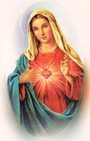 Corazon Inmaculado de María - Oración
