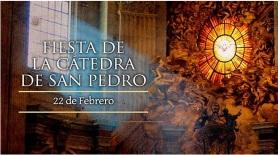 La Cátedra de San Pedro