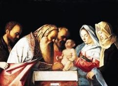La Circuncisión del Niño Dios
