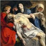 María con Jesús