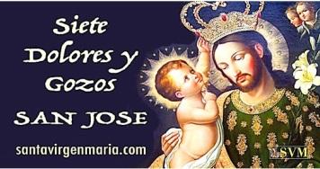 Presentación - Dolores y Gozos de San José