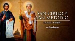 San Cirilo y San Metodio_14Febrero