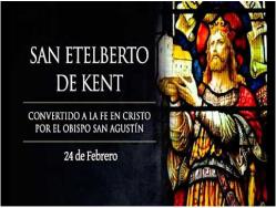 San Etelberto de Kent