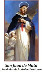 San Juan de Mata - Fundador de la Orden Trinitaria
