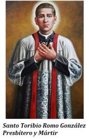 Santo Toribio Romo González - Presbitero y Mártir