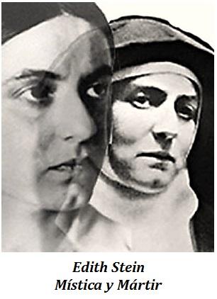 Edith-stein-Mística y Mártir