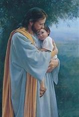 Jesús ¡cuanto me ama!