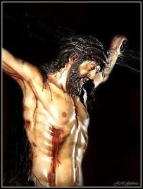 Jesucristo y llaga del costado