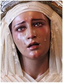 Lágrimas y Dolores de la Santísima Virgen María