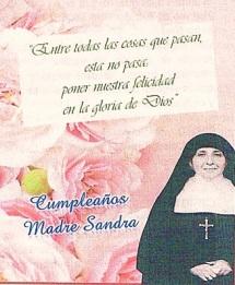 Madre Sandra