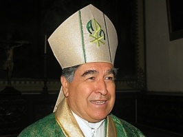 Obispo Felipe Arizmendi Esquivel