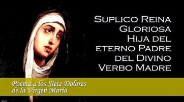 Poema a los Siete Dolores de la Virgen María