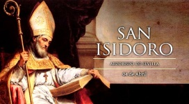 San Isidoro - Arzobispo de Sevilla