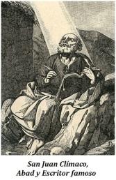 San Juan Clímaco - Abad y Escritor famoso