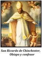 San Ricardo Chinchester - Obispo y confesor