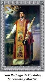 San Rodrigo de Córdoba - Sacerdote y Mártir