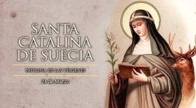 Santa Catalina de Suecia