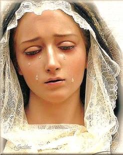 Santísima Virgen Dolorosa
