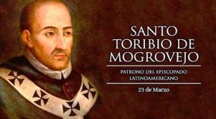 Santo Toribio de Mogrovejo - Patro del Epis. Latinoamericano