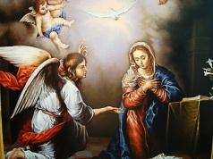 La Anunciación del Señor