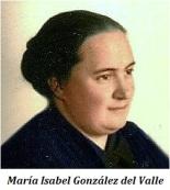 María Isabel González del Valle