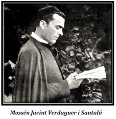 Mossén Jacint Verdaguer i Santaló