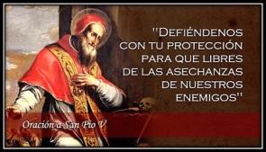 Papa San Pío V