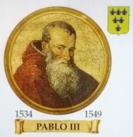 Paulo III - Papa