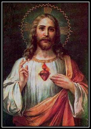 Sagrado Corazón de Jesús - Consagración