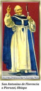 San Antonino de Florencia - Obispo