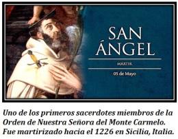 San Ángel - Carmelita