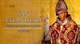 San Estanislao - Obispo de Cracovia y Mártir