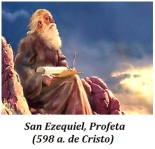 San Ezequiel - Profeta
