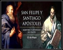 San Felipe y Santiago - Apóstoles