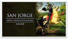 San Jorge - Mártir y Patrono de Inglaterra