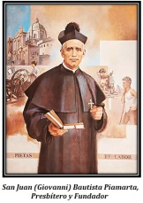 San Juan (Giovanni) Bautista Piamarta
