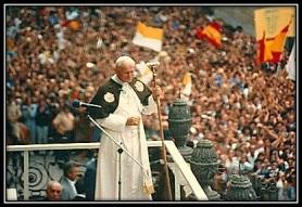 San Juan Pablo II - Santiago de Compostela