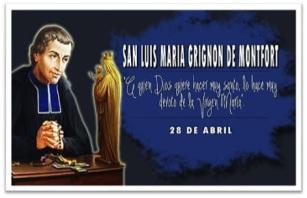 San Luis Mª Grignon de Montfort