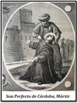 San Perfecto de Córdoba - Mártir