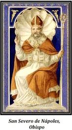San Severo de Nápoles - Obispo