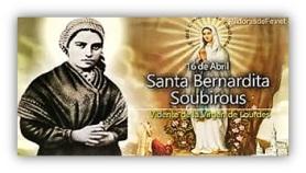 Santa Bernardita Soubious