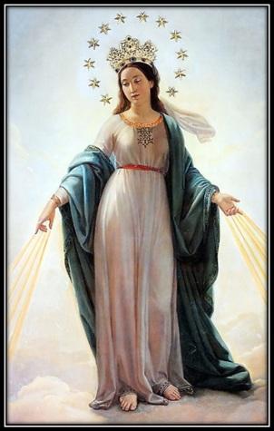 Santa María - Reina de Europa