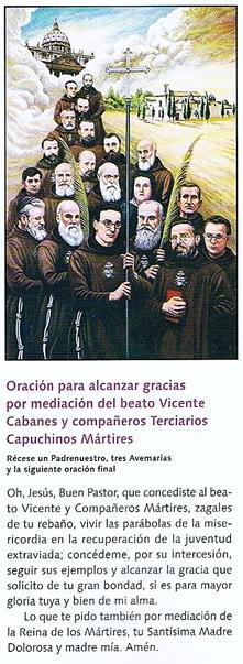 Terciarios Capuchinos ´Mártires