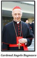 Cardenal Angelo Bagnasco