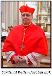 Cardenal Willem Jacobus Eijk