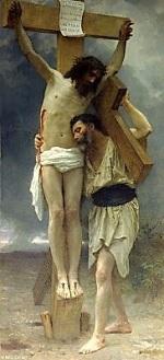 Mi cruz y abrazodo a Cristo