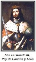 San Fernando III - Rey
