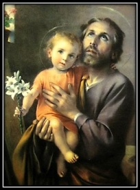 San José - Niño Jesús - Vida interior