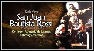 San Juan Bautista Rossi